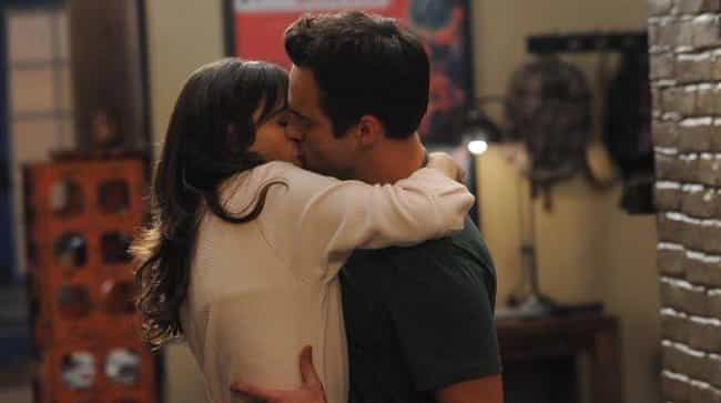 'Cooler' (Season 2, Episode 15... is listed (or ranked) 1 on the list The Most Important Episodes Of 'New Girl'