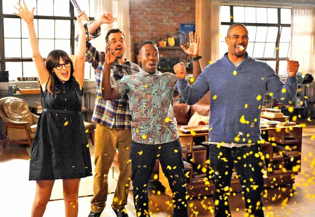 'Clean Break' (Season 4, Episo... is listed (or ranked) 2 on the list The Most Important Episodes Of 'New Girl'