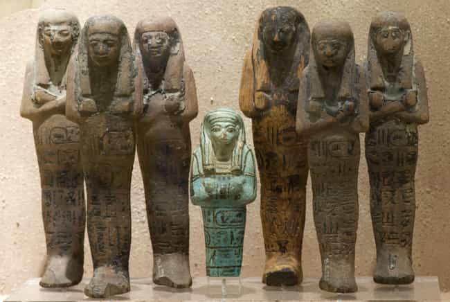 MYTH: Pharaohs Always Sl... is listed (or ranked) 3 on the list Myths About Ancient Egypt, Debunked