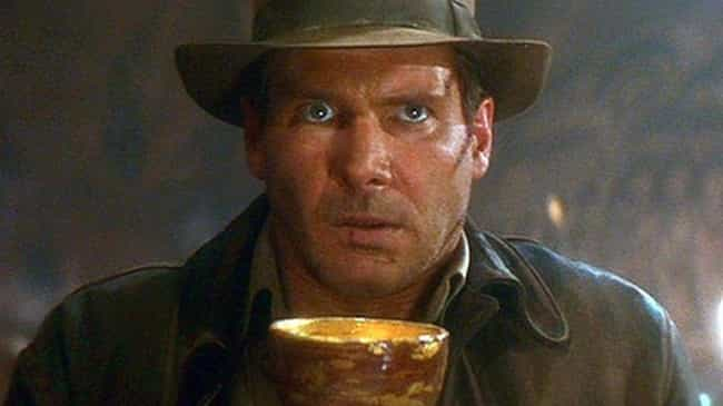 Holy Grail is listed (or ranked) 2 on the list All The Artifacts Indiana Jones Has Recovered