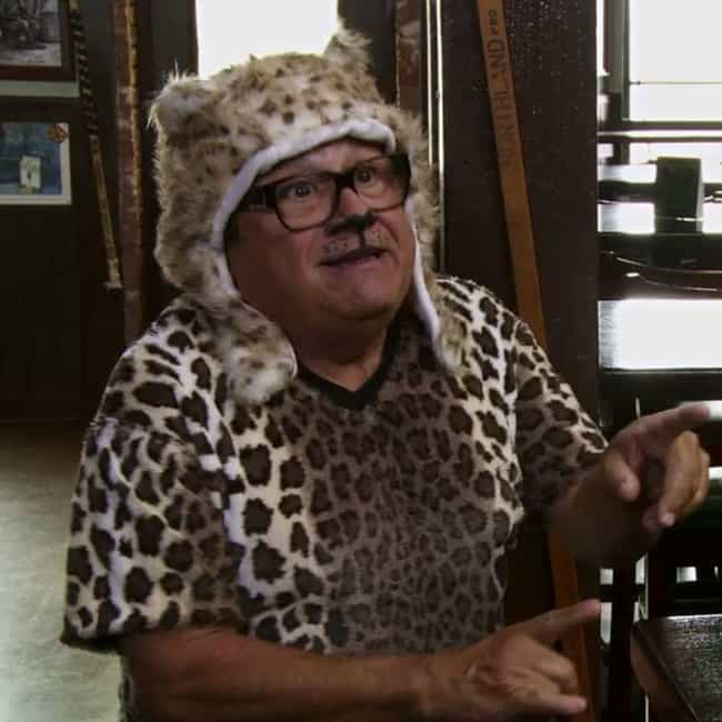 Man Cheetah is listed (or ranked) 3 on the list The Best Frank Reynolds Quotes