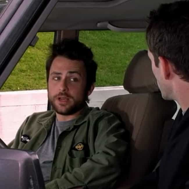 Unbang Your Mom is listed (or ranked) 4 on the list The Funniest Things Charlie Kelly Ever Said
