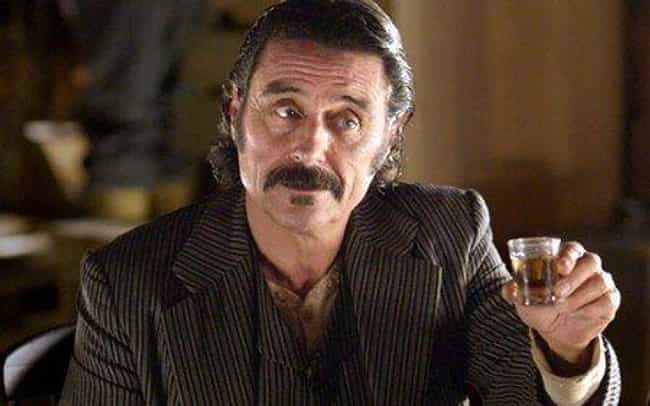 Al Swearengen Was Real - And E... is listed (or ranked) 4 on the list The Real History Of 'Deadwood'
