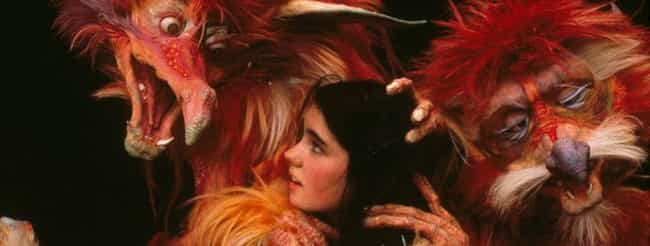 The Entire Narrative Can... is listed (or ranked) 4 on the list 'Labyrinth' Is Actually A Dark Psychosexual Fantasy When You Think About It