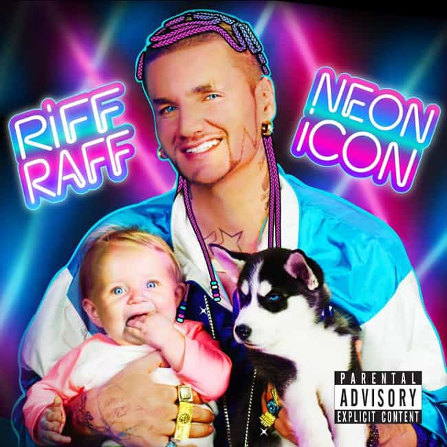 Neon Icon is listed (or ranked) 2 on the list The Best Riff Raff Albums, Ranked