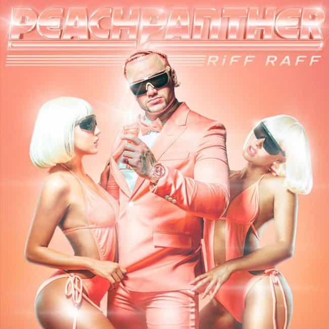 Peach Panther is listed (or ranked) 1 on the list The Best Riff Raff Albums, Ranked