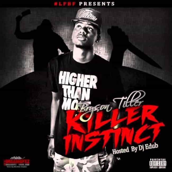 Killer Instinct Vol.1 is listed (or ranked) 3 on the list The Best Bryson Tiller Albums, Ranked