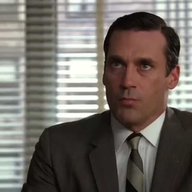 Expectations is listed (or ranked) 3 on the list The Best Don Draper Quotes From 'Mad Men'