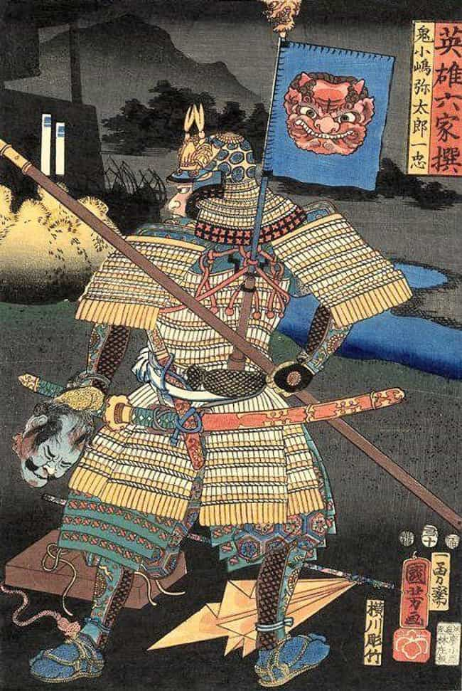 MYTH: Samurai Cut Off Co... is listed (or ranked) 2 on the list Myths About Feudal Japan You Thought Were True