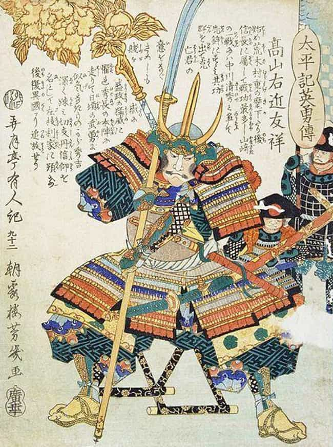 MYTH: No Samurai Were Ch... is listed (or ranked) 3 on the list Myths About Feudal Japan You Thought Were True