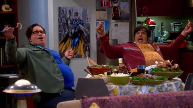 The Cooper Extraction is listed (or ranked) 3 on the list The Best Holiday Episodes On 'The Big Bang Theory'