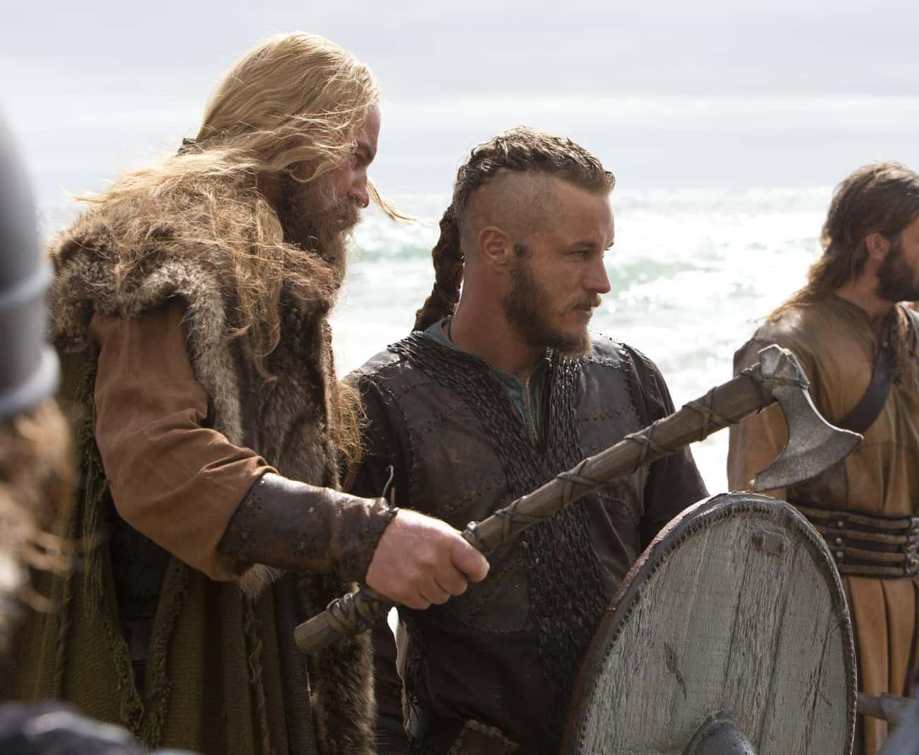 MYTH: They Preferred To Use Ax is listed (or ranked) 4 on the list Myths About Vikings, Debunked