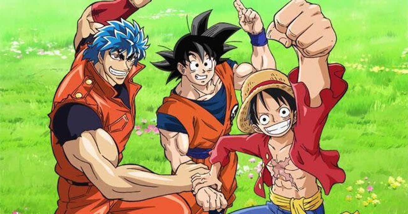 Dream 9 Toriko x One Piece x D is listed (or ranked) 2 on the list The 13 Best Crossover Anime of All Time