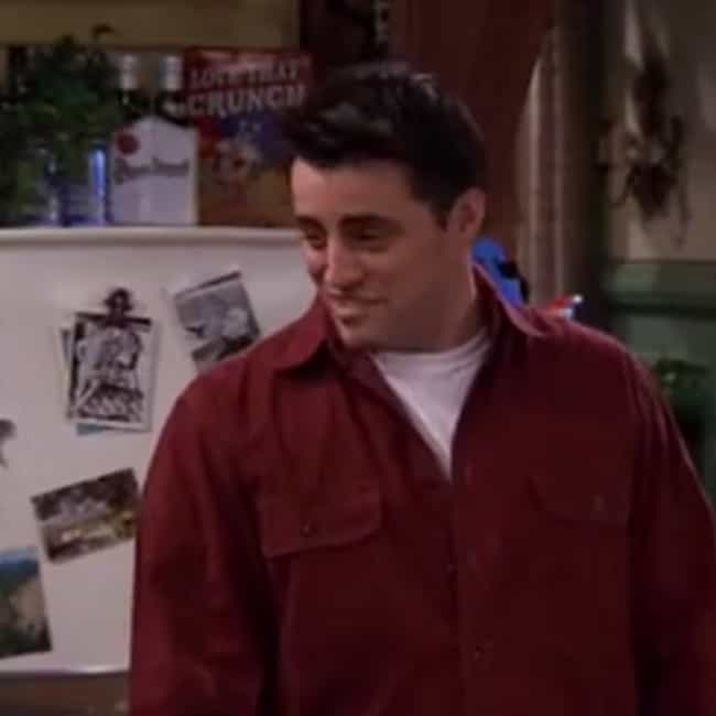 How You Doin' is listed (or ranked) 2 on the list The Best Joey Tribbiani Quotes