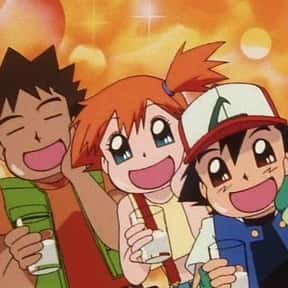 Ash, Misty, and Brock - Pokémo is listed (or ranked) 15 on the list The 20+ Greatest Anime Trios Of All Time