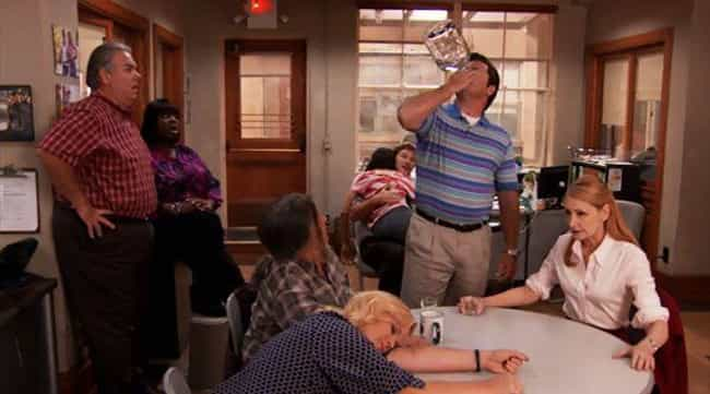 Ron And Tammys (Season 4, Epis... is listed (or ranked) 2 on the list The Most Important Episodes Of 'Parks And Recreation'