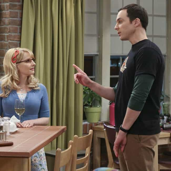 My Genitals is listed (or ranked) 4 on the list The Best Sheldon Cooper Quotes