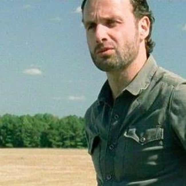 Not The Good Guy is listed (or ranked) 1 on the list The Best Rick Grimes Quotes