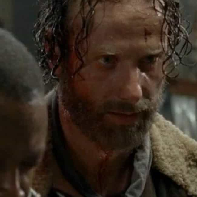 Compound Bow is listed (or ranked) 3 on the list The Best Rick Grimes Quotes