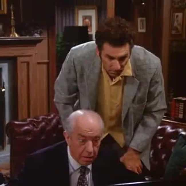 Dream In 3-D is listed (or ranked) 4 on the list The Best Cosmo Kramer Quotes