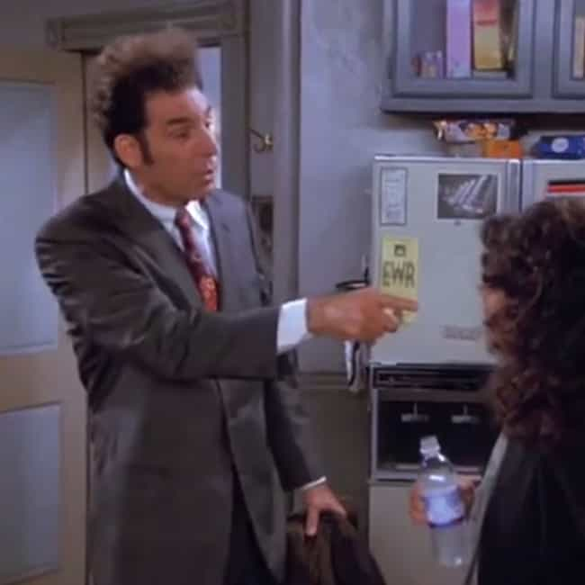 Stomping On A Few Thoats is listed (or ranked) 1 on the list The Best Cosmo Kramer Quotes