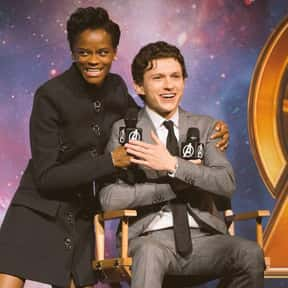 Peter Parker/Shuri is listed (or ranked) 5 on the list The Best Non-Canon MCU Couples