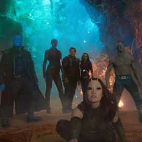Nebula/Mantis is listed (or ranked) 7 on the list The Best Non-Canon MCU Couples