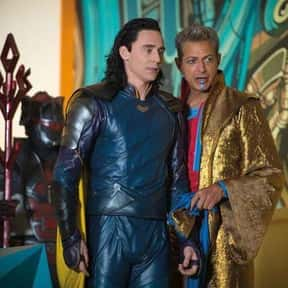 Frostmaster - Loki/The Grandma is listed (or ranked) 14 on the list The Best Non-Canon MCU Couples