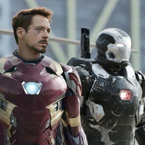 Iron Husbands - Tony Stark/Jam is listed (or ranked) 17 on the list The Best Non-Canon MCU Couples