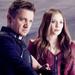 Scarlethawk - Clint Barton/Wan is listed (or ranked) 20 on the list The Best Non-Canon MCU Couples