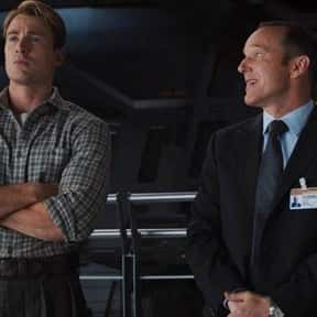 Capsicoul - Steve Rogers/Phil  is listed (or ranked) 24 on the list The Best Non-Canon MCU Couples