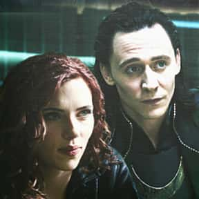 Black Ice - Loki/Natasha Roman is listed (or ranked) 18 on the list The Best Non-Canon MCU Couples