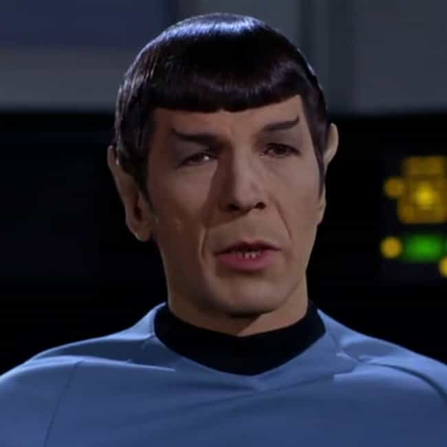 Critical Moments is listed (or ranked) 3 on the list The Best Spock Quotes