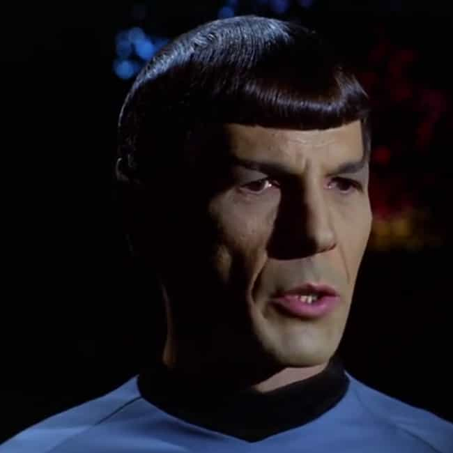 Foolish Emotions is listed (or ranked) 3 on the list The Best Spock Quotes