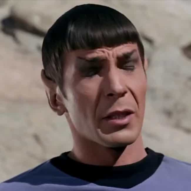 You Are A Liar is listed (or ranked) 4 on the list The Best Spock Quotes