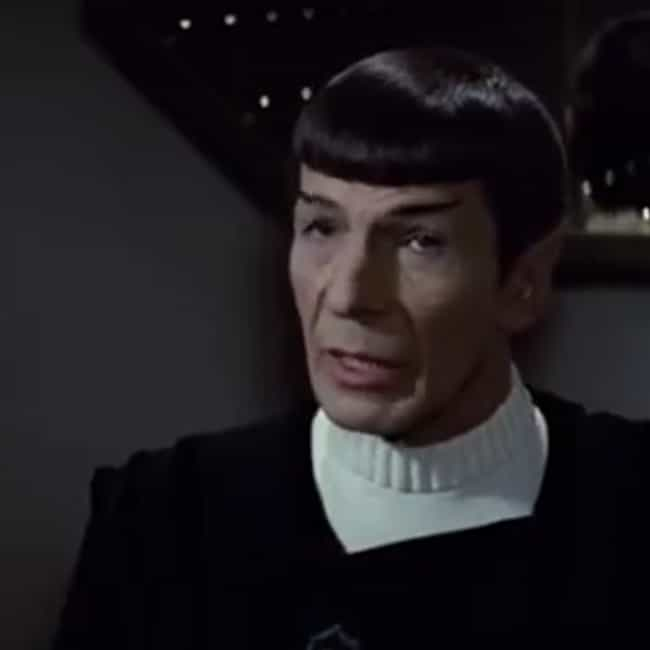 Needs Of Many is listed (or ranked) 1 on the list The Best Spock Quotes