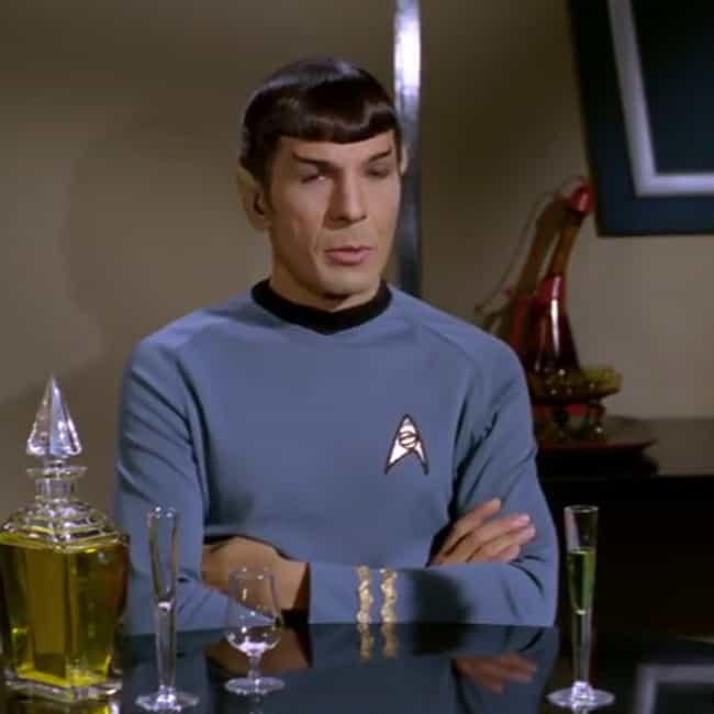Essential Process is listed (or ranked) 2 on the list The Best Spock Quotes