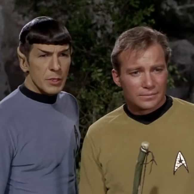 Virtue is listed (or ranked) 4 on the list The Best Spock Quotes