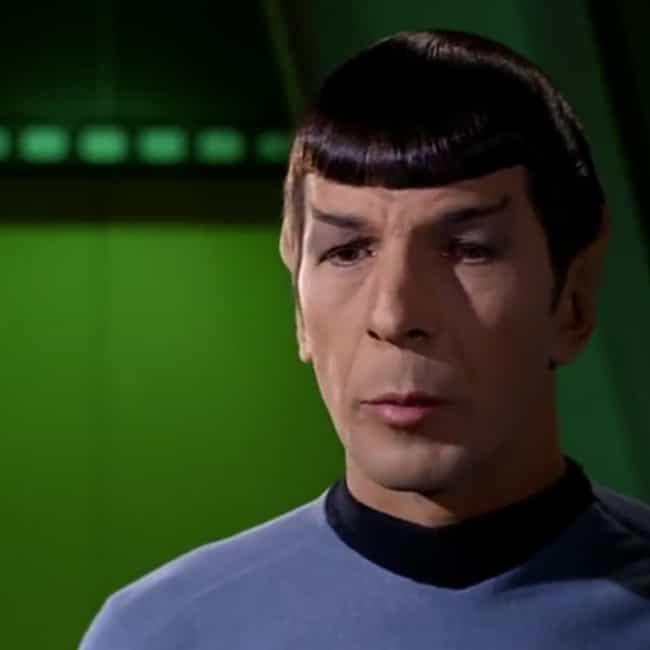 Illogical is listed (or ranked) 3 on the list The Best Spock Quotes