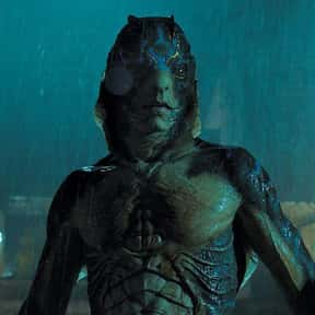 Amphibian Man is listed (or ranked) 6 on the list The Best Characters In Guillermo Del Toro Movies