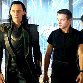 Frosthawk - Clint Barton/Loki is listed (or ranked) 25 on the list The Best Non-Canon MCU Couples