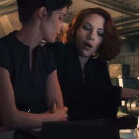 Natasha Romanoff/Maria Hill is listed (or ranked) 12 on the list The Best Non-Canon MCU Couples