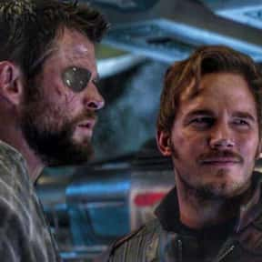 Thorquill - Thor/Peter Quill is listed (or ranked) 16 on the list The Best Non-Canon MCU Couples