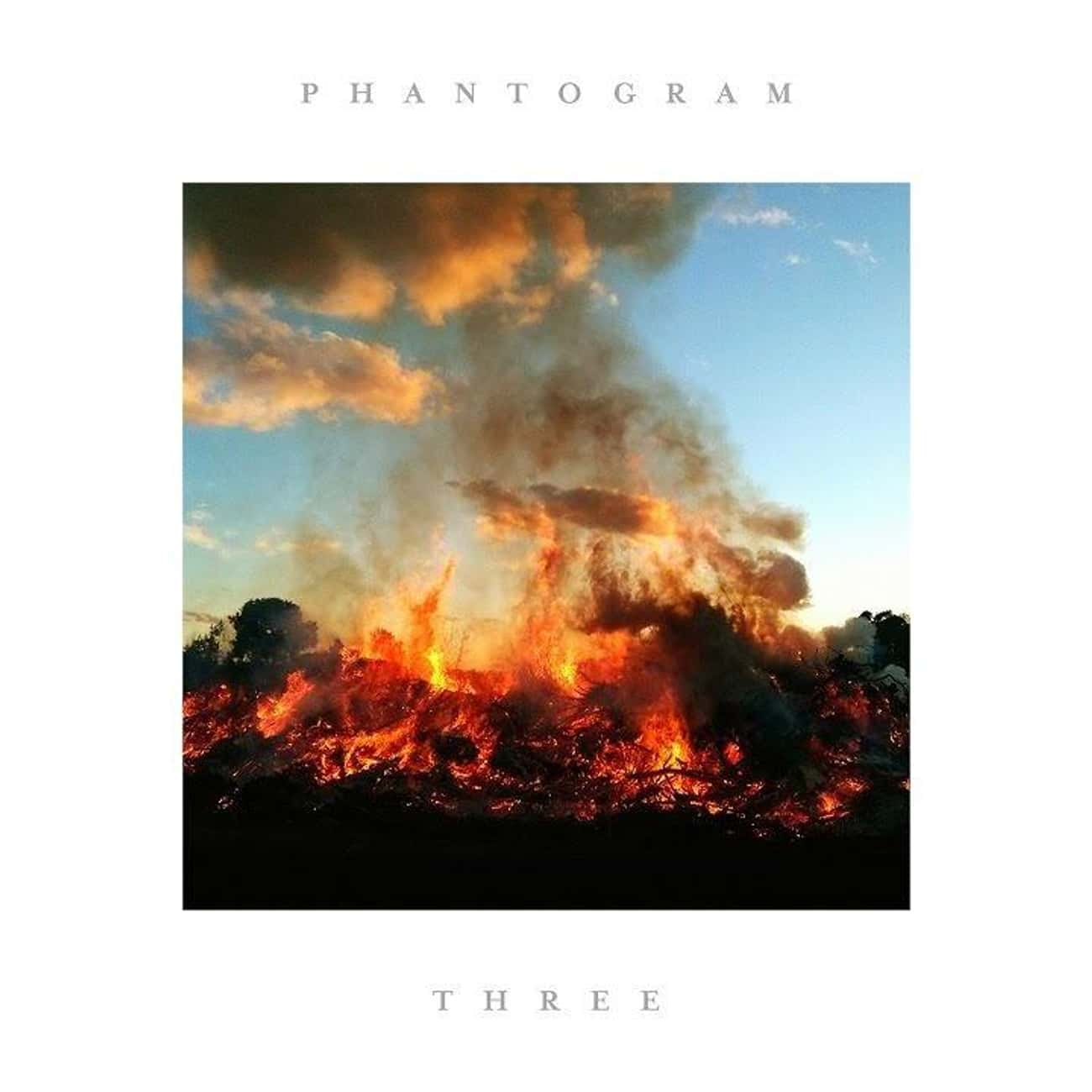 Three is listed (or ranked) 3 on the list The Best Phantogram Albums, Ranked