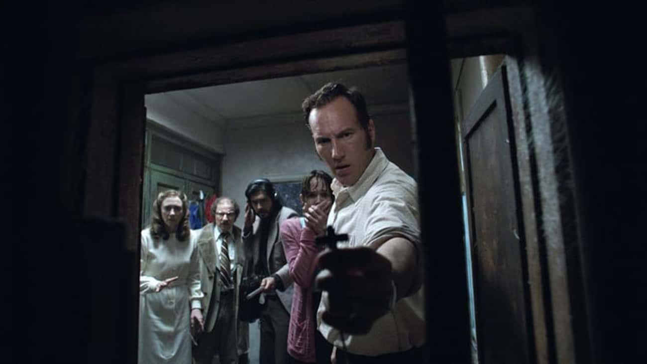 A Stanley Kubrick Look-Alike I is listed (or ranked) 1 on the list All The Easter Eggs And Connections Between The Films Of The Conjuring Universe