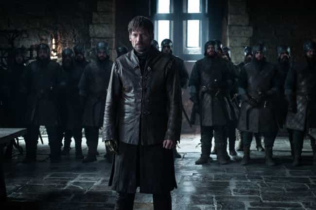 Jaime Joins The Army At Winter... is listed (or ranked) 3 on the list Everything That Happened In 'Game Of Thrones' Season 8, Episode 2: 'A Knight Of The Seven Kingdoms'