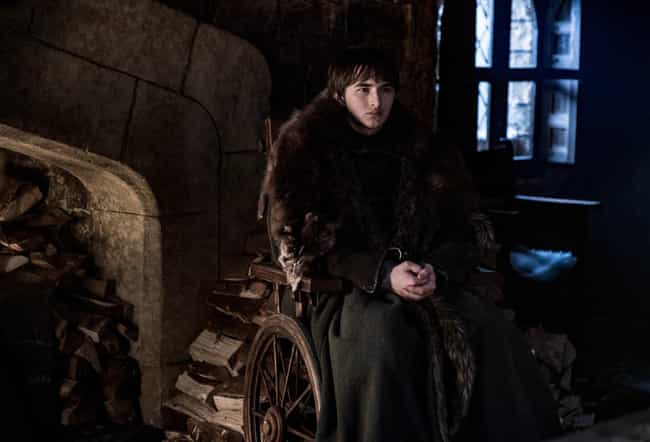 Bran Plans To Lure The Night K... is listed (or ranked) 4 on the list Everything That Happened In 'Game Of Thrones' Season 8, Episode 2: 'A Knight Of The Seven Kingdoms'