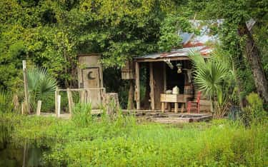 Voodoo Priestess Julia Brown W is listed (or ranked) 1 on the list Creepy Legends From The Swamps Of Louisiana