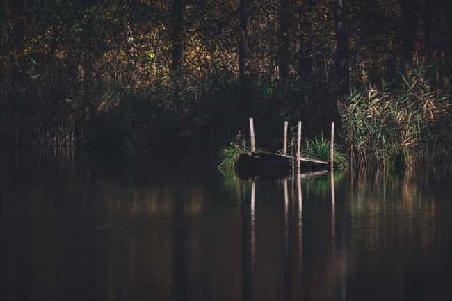 The Vengeful Fifolet Guard Bur... is listed (or ranked) 3 on the list Creepy Legends From The Swamps Of Louisiana