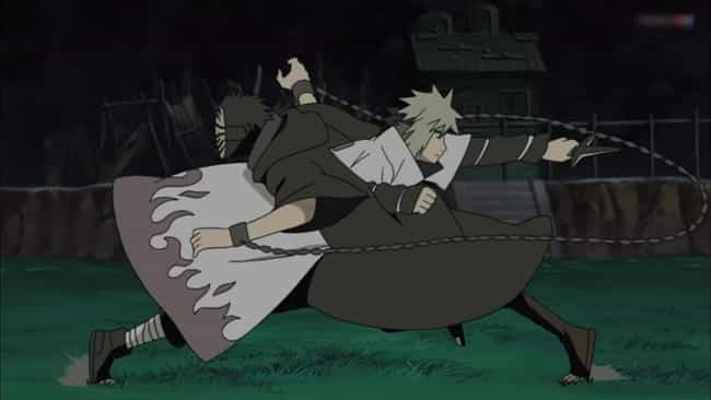 Minato vs. Obito is listed (or ranked) 2 on the list The Best Naruto Fights of All Time